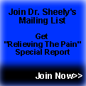 Join Dr. Sheely's Mailing List